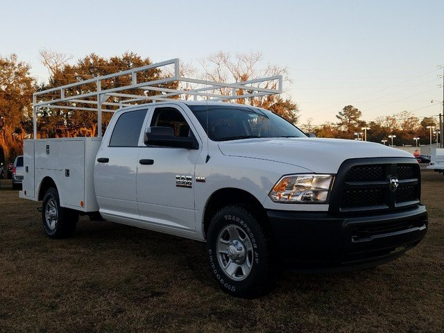 2018 Ram 2500 Crew Cab, Warner Service Body #R172698 - photo 3