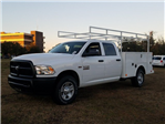 2018 Ram 2500 Crew Cab, Warner Service Body #R172698 - photo 1