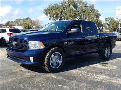 2018 Ram 1500 Crew Cab, Pickup #R193234 - photo 1