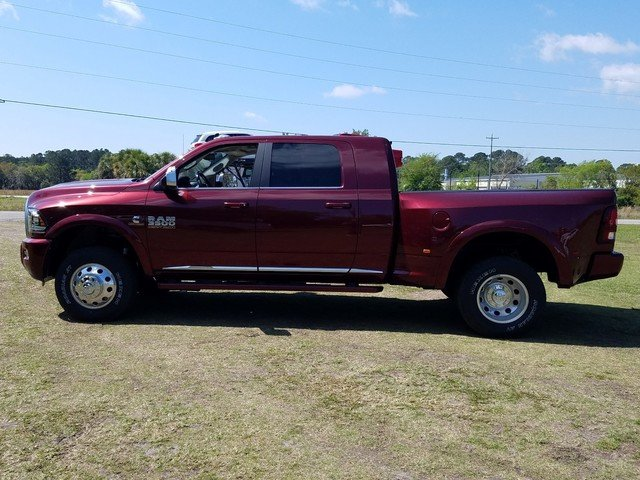 2018 Ram 3500 Mega Cab DRW 4x4, Pickup #R203829 - photo 4