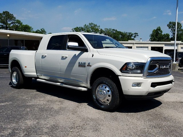2018 Ram 3500 Mega Cab DRW 4x4,  Pickup #R203830 - photo 3