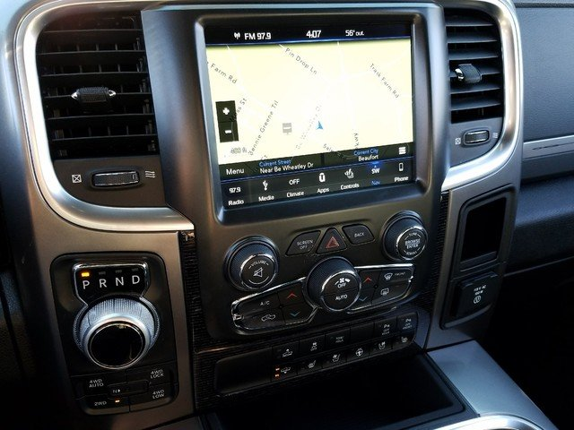 2018 Ram 1500 Crew Cab 4x4, Pickup #R224235 - photo 10
