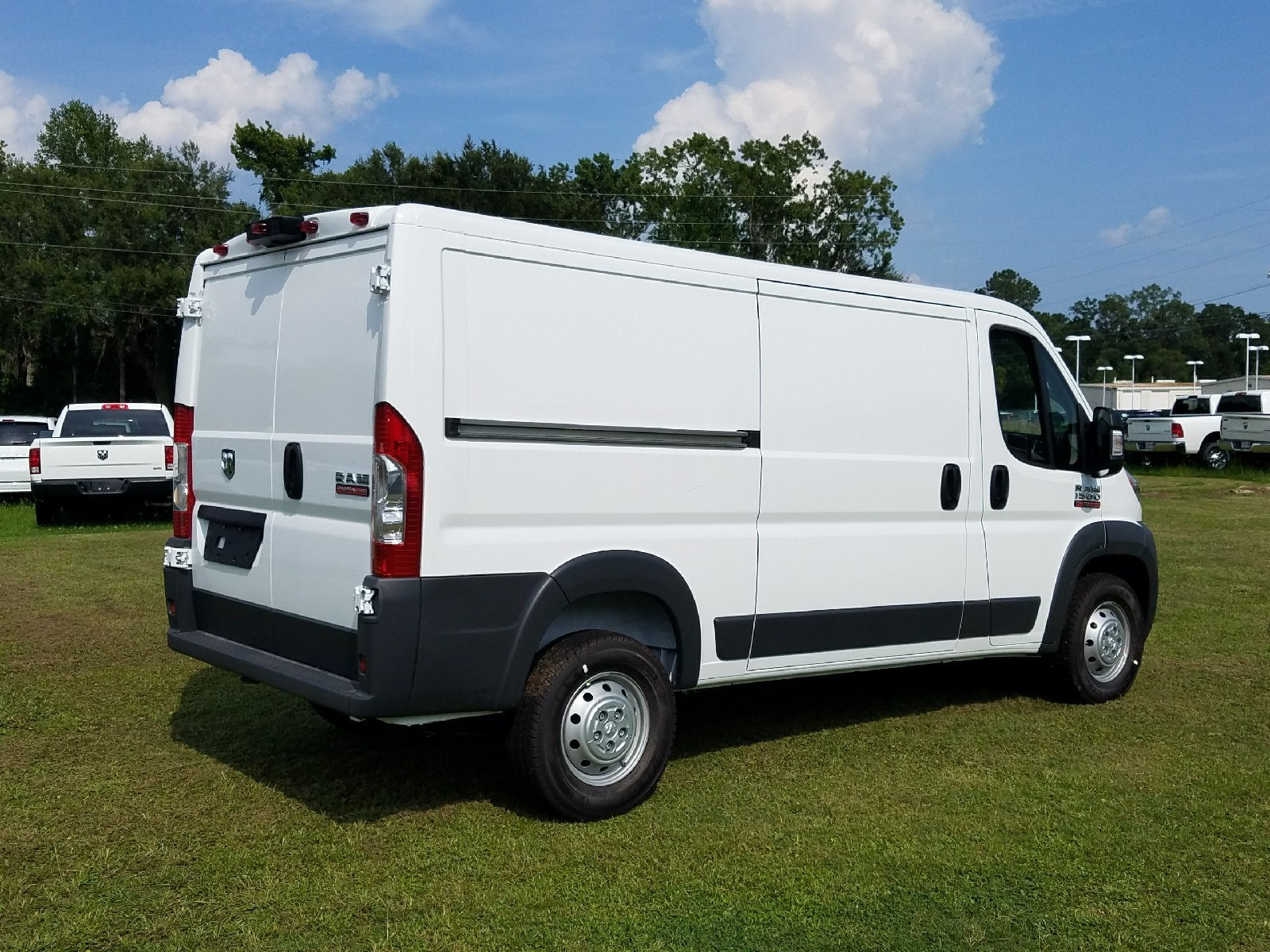 2017 ProMaster 1500 Low Roof, Cargo Van #R549420 - photo 2