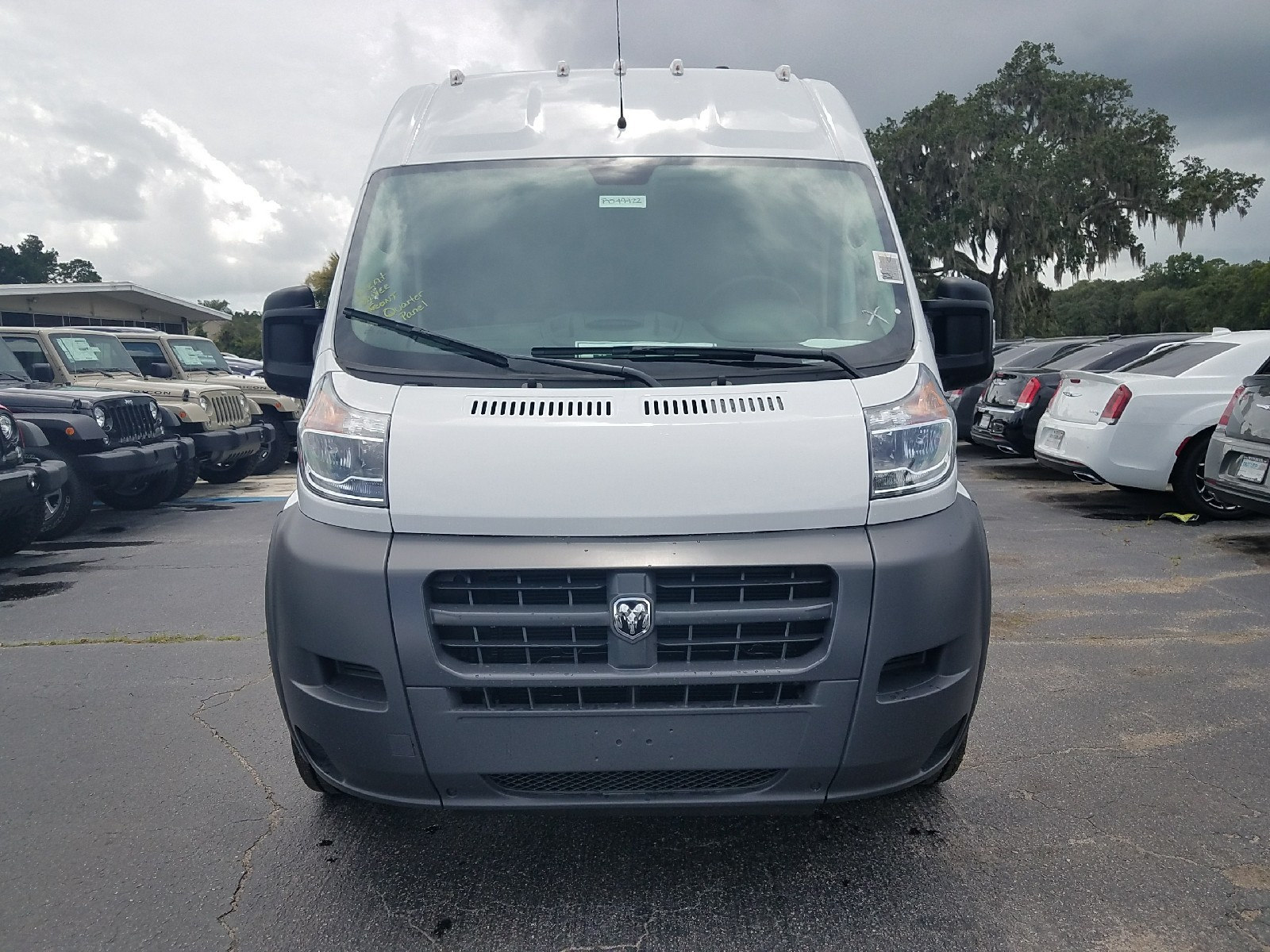 2017 ProMaster 1500 High Roof, Cargo Van #R549422 - photo 3