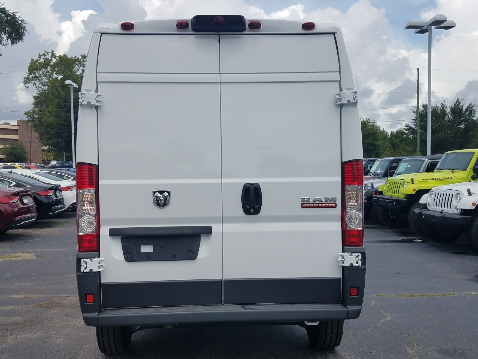 2017 ProMaster 1500 High Roof, Cargo Van #R549422 - photo 2