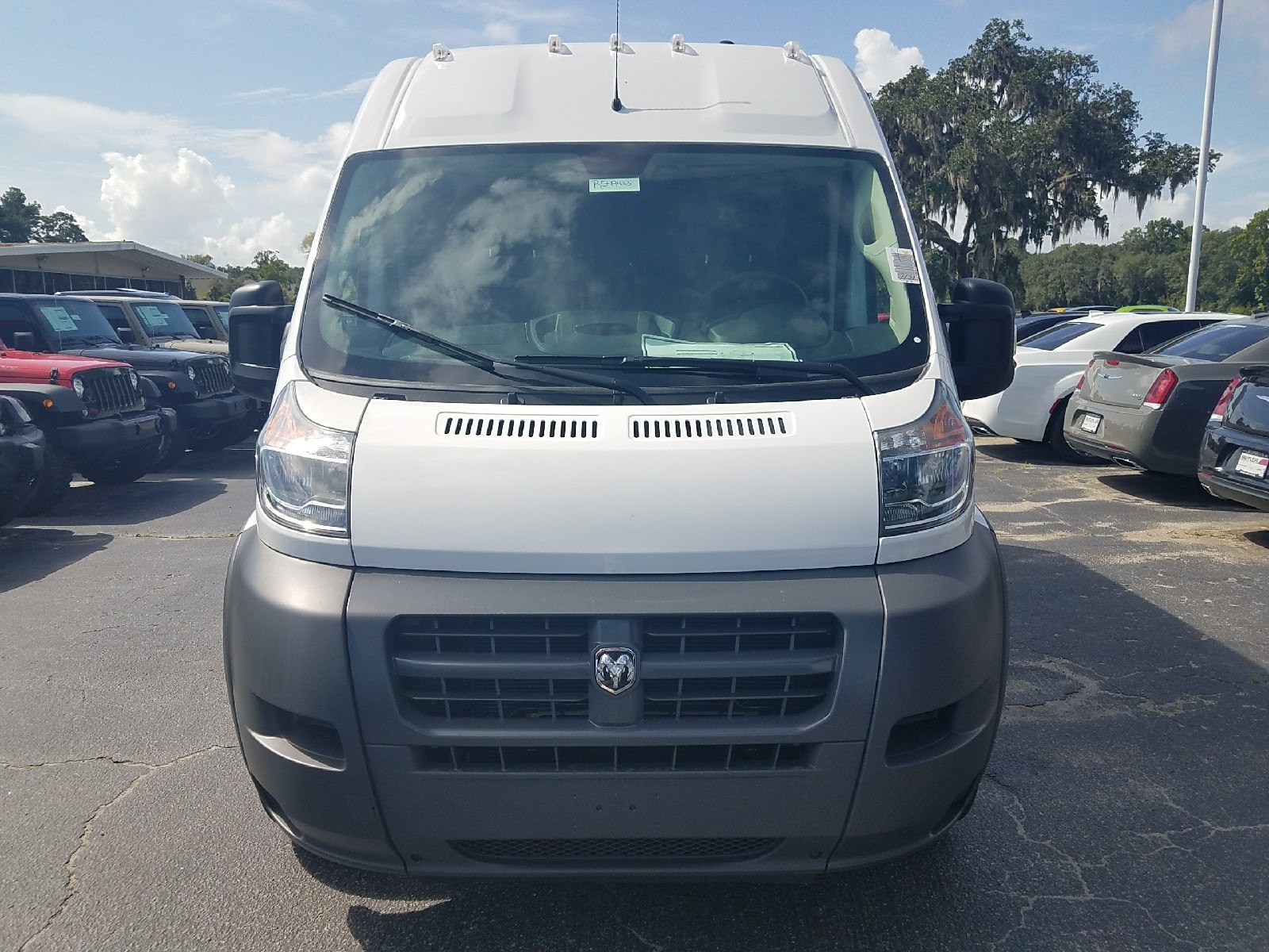 2017 ProMaster 1500 High Roof, Cargo Van #R549423 - photo 3