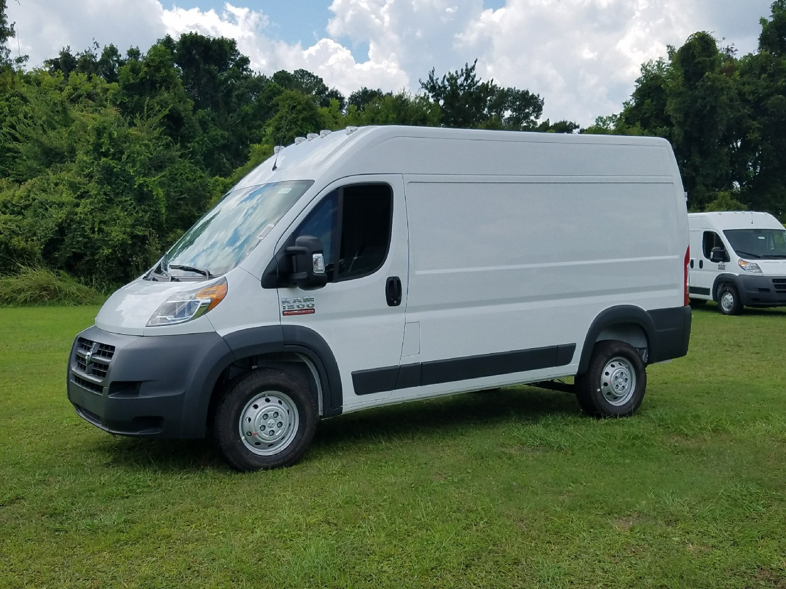 2017 ProMaster 1500 High Roof, Cargo Van #R549424 - photo 3