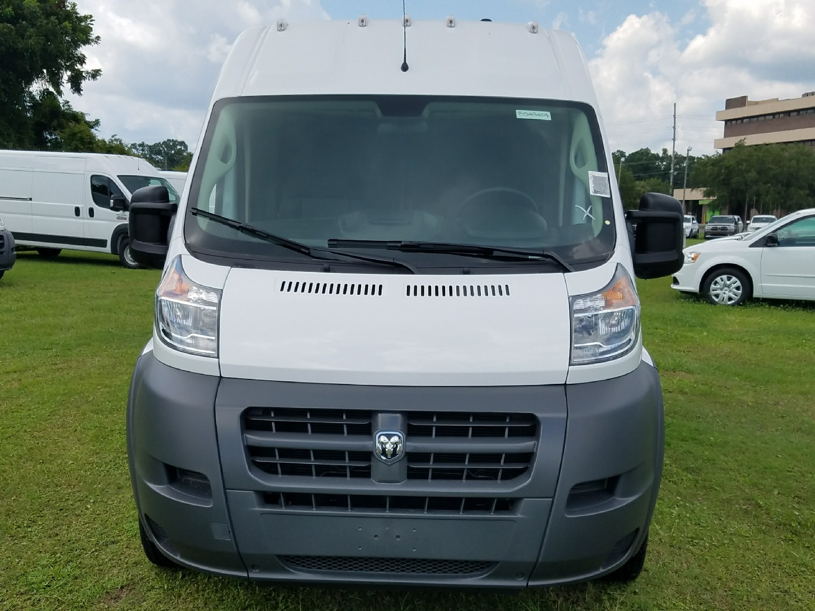 2017 ProMaster 1500 High Roof, Cargo Van #R549424 - photo 8