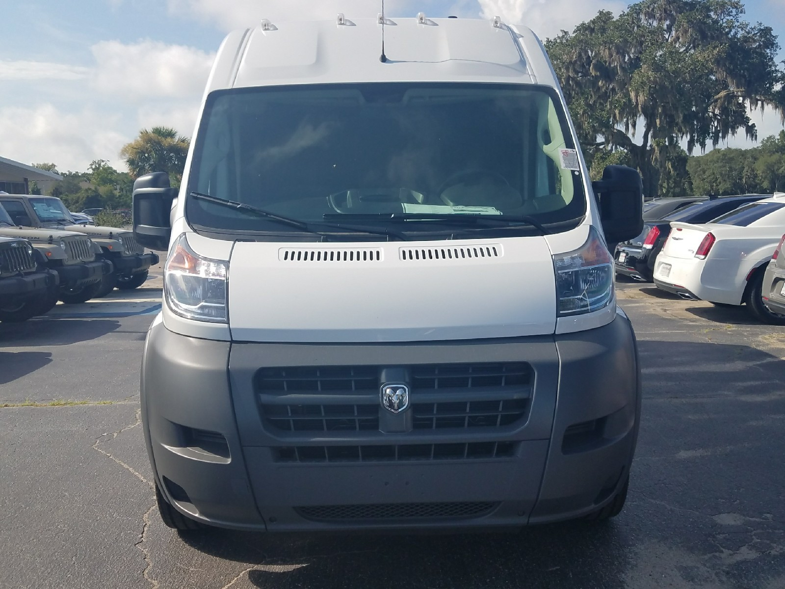 2017 ProMaster 2500 High Roof, Cargo Van #R549588 - photo 3