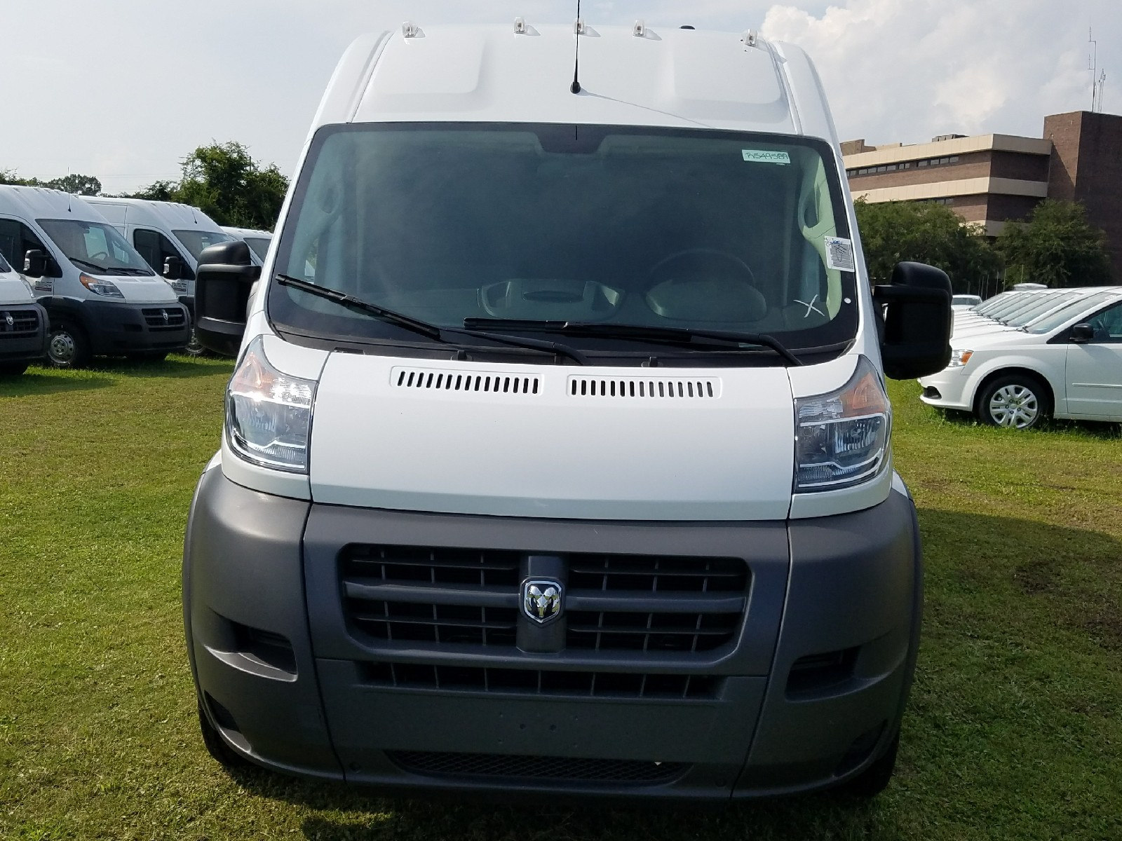 2017 ProMaster 2500 High Roof, Cargo Van #R549589 - photo 9