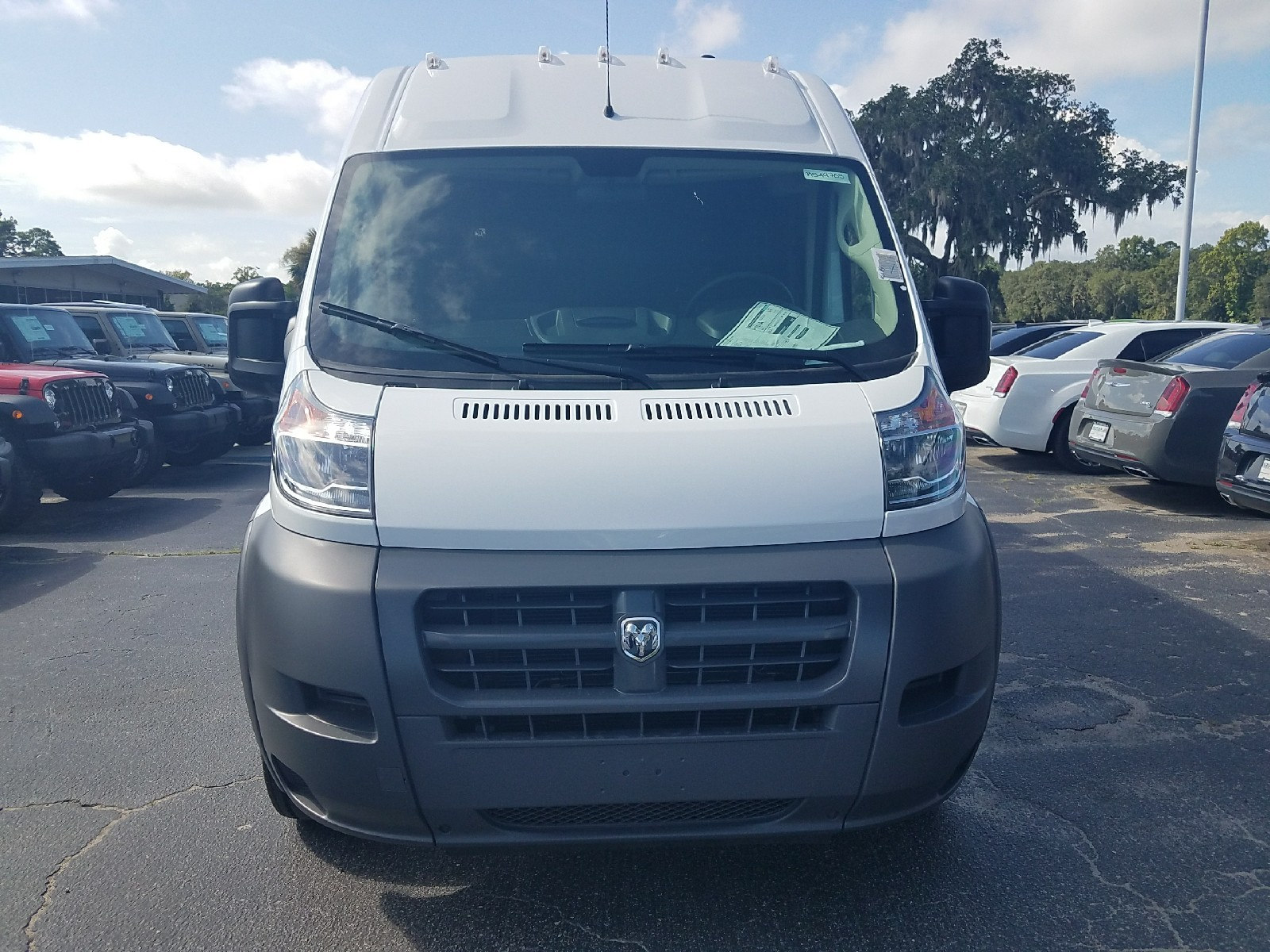 2017 ProMaster 3500 High Roof, Cargo Van #R549705 - photo 3