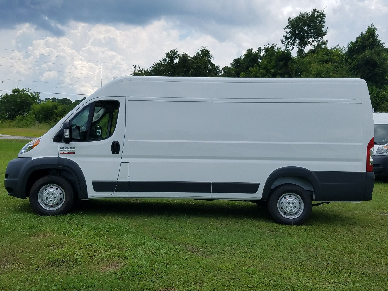 2017 ProMaster 3500 High Roof, Cargo Van #R549706 - photo 4