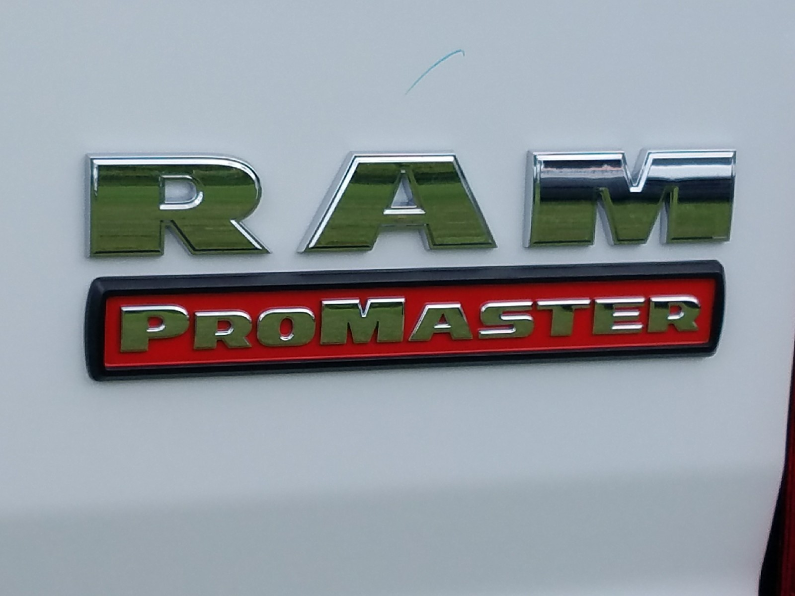 2017 ProMaster 3500 High Roof, Cargo Van #R549706 - photo 7