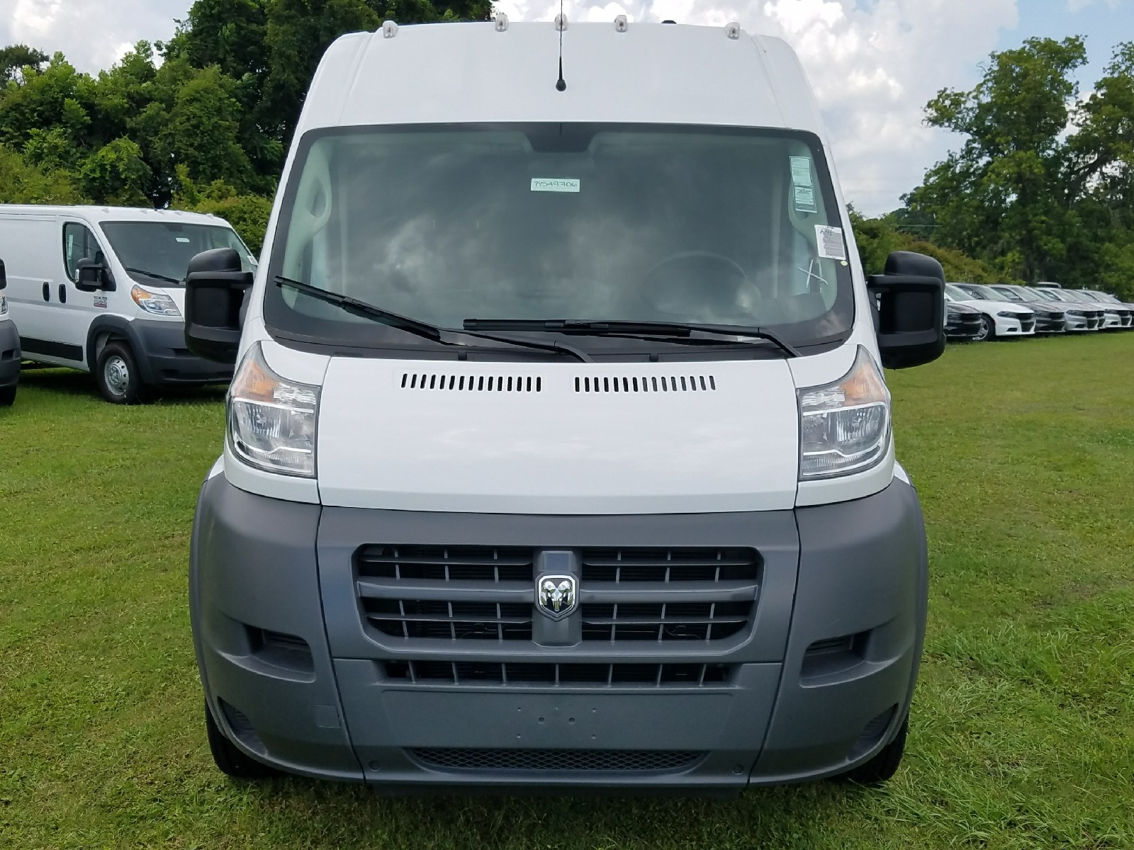 2017 ProMaster 3500 High Roof, Cargo Van #R549706 - photo 8