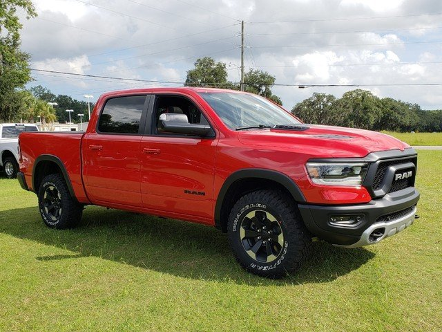 2019 Ram 1500 Crew Cab 4x4,  Pickup #R629021 - photo 3