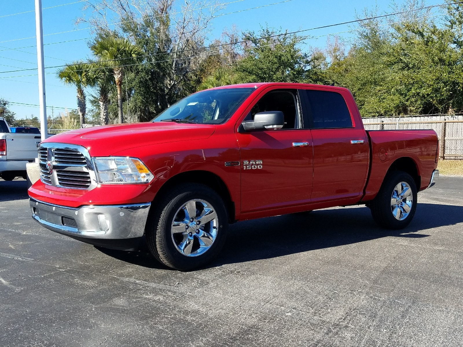 2017 Ram 1500 Crew Cab 4x4 Pickup #R878313 - photo 1