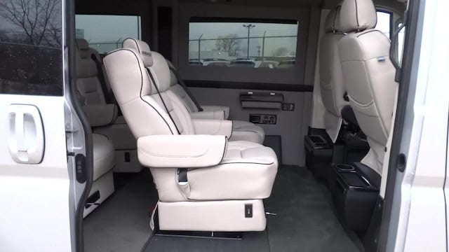 2018 ProMaster 2500 High Roof FWD,  Passenger Wagon #618036 - photo 22