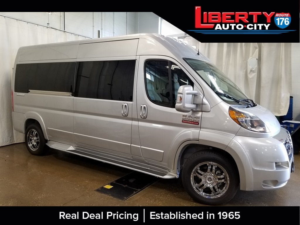 2018 ProMaster 2500 High Roof FWD,  Passenger Wagon #618036 - photo 5