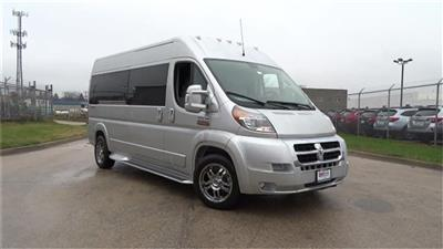 2018 ProMaster 2500 High Roof FWD,  Passenger Wagon