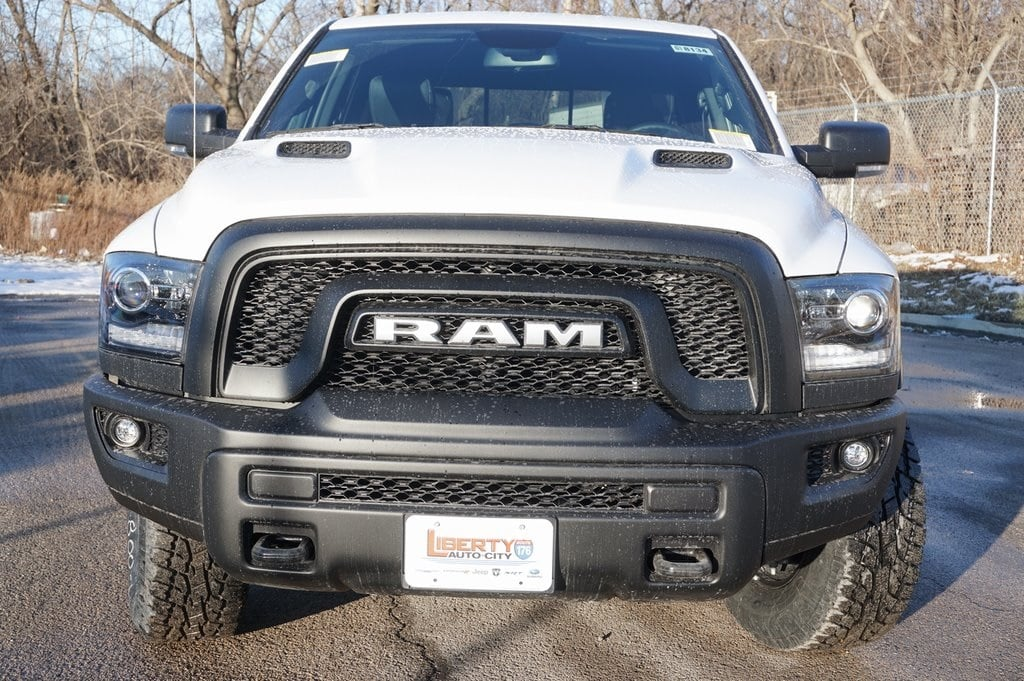 2018 Ram 1500 Crew Cab 4x4,  Pickup #618134 - photo 3