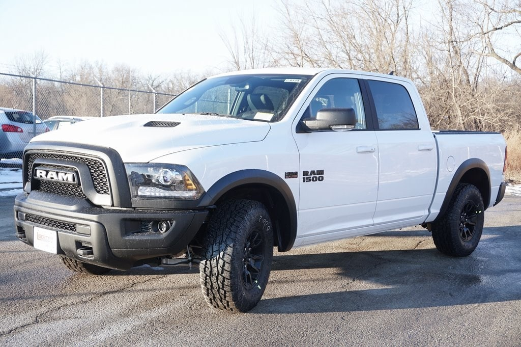 2018 Ram 1500 Crew Cab 4x4,  Pickup #618134 - photo 4