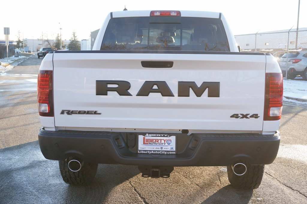 2018 Ram 1500 Crew Cab 4x4,  Pickup #618134 - photo 5