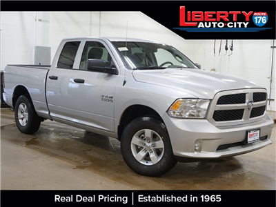 2018 Ram 1500 Quad Cab 4x4,  Pickup #618147 - photo 1