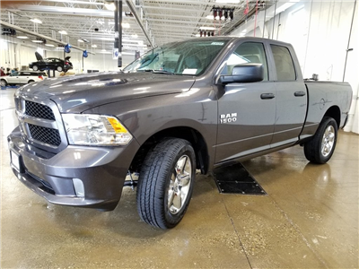2018 Ram 1500 Quad Cab 4x4,  Pickup #618184 - photo 4