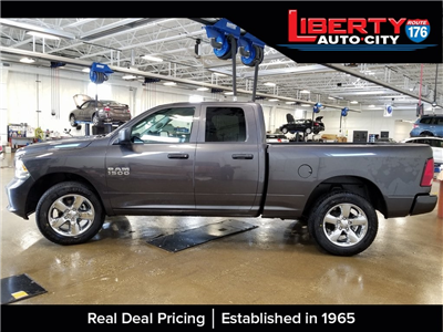 2018 Ram 1500 Quad Cab 4x4,  Pickup #618184 - photo 5