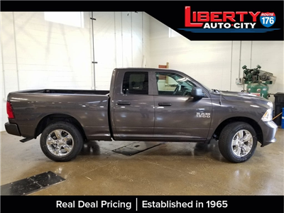 2018 Ram 1500 Quad Cab 4x4,  Pickup #618184 - photo 8
