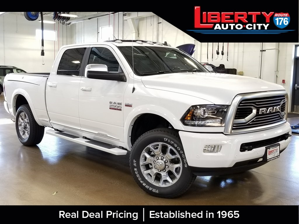 2018 Ram 2500 Crew Cab 4x4,  Pickup #618231 - photo 1