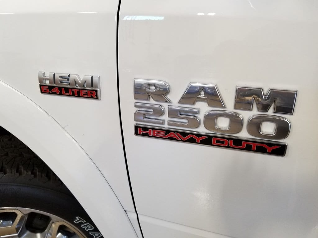 2018 Ram 2500 Crew Cab 4x4,  Pickup #618231 - photo 12