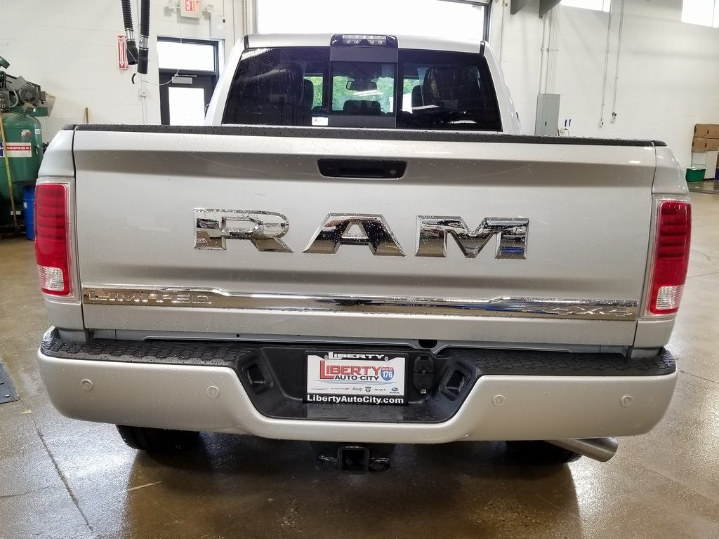 2018 Ram 2500 Crew Cab 4x4,  Pickup #618272 - photo 6