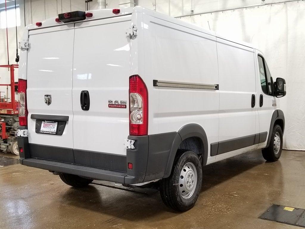 2018 ProMaster 1500 Standard Roof FWD,  Empty Cargo Van #618303 - photo 2