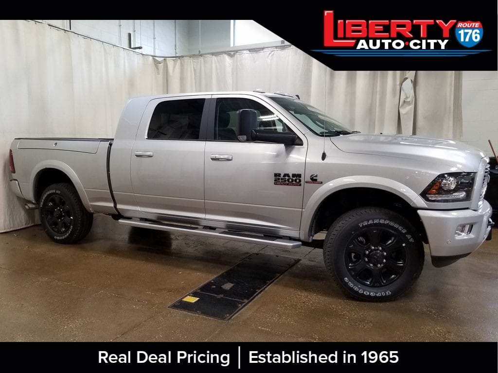 2018 Ram 2500 Mega Cab 4x4,  Pickup #618339 - photo 5