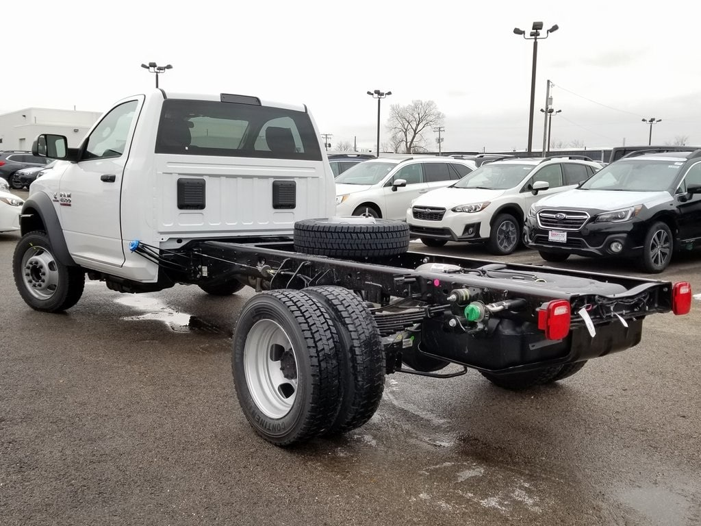 2018 Ram 4500 Regular Cab DRW 4x4,  Cab Chassis #618345 - photo 5