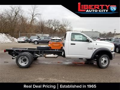 2018 Ram 4500 Regular Cab DRW 4x4,  Cab Chassis #618345 - photo 7