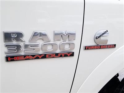 2018 Ram 3500 Mega Cab DRW 4x4,  Pickup #618356 - photo 9