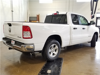 2019 Ram 1500 Quad Cab 4x4,  Pickup #619016 - photo 2