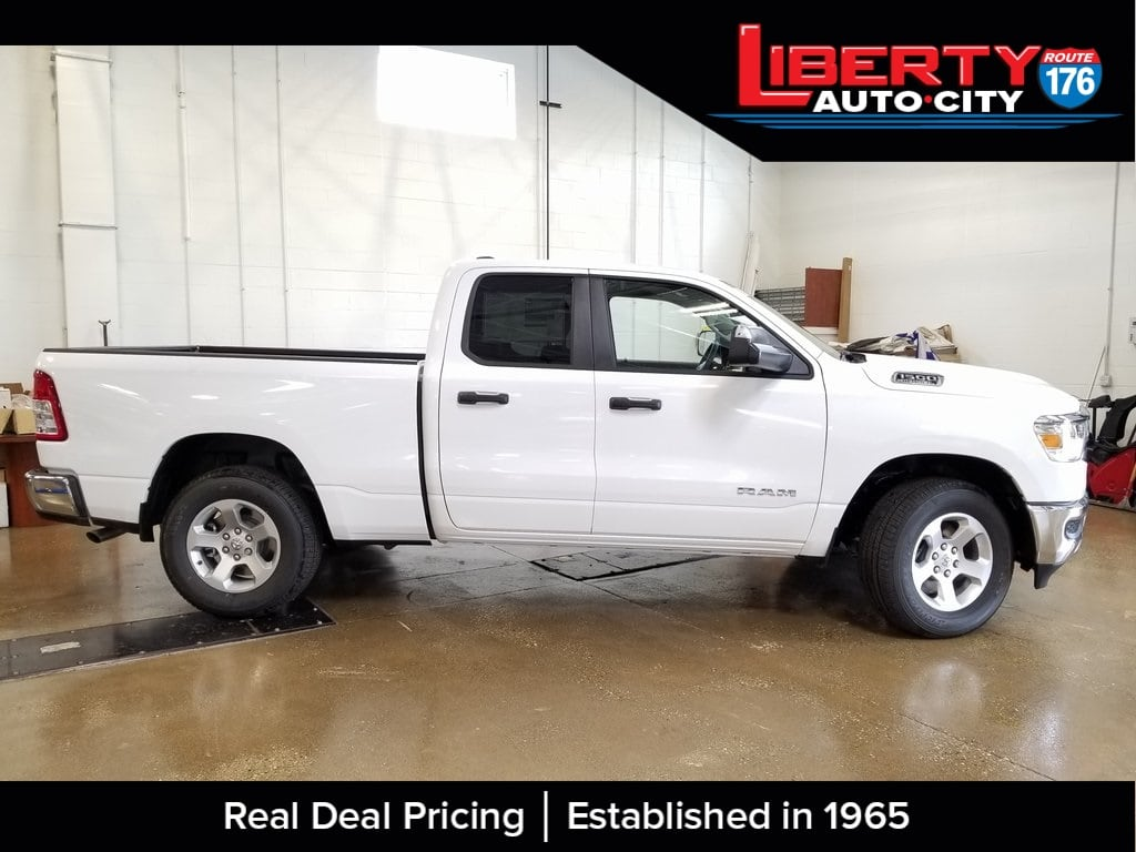 2019 Ram 1500 Quad Cab 4x4,  Pickup #619017 - photo 8
