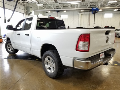 2019 Ram 1500 Quad Cab 4x4,  Pickup #619017 - photo 5