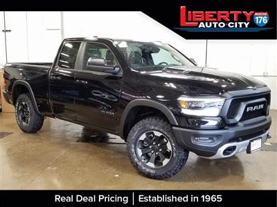 2019 Ram 1500 Quad Cab 4x4, Pickup #619028 - photo 1