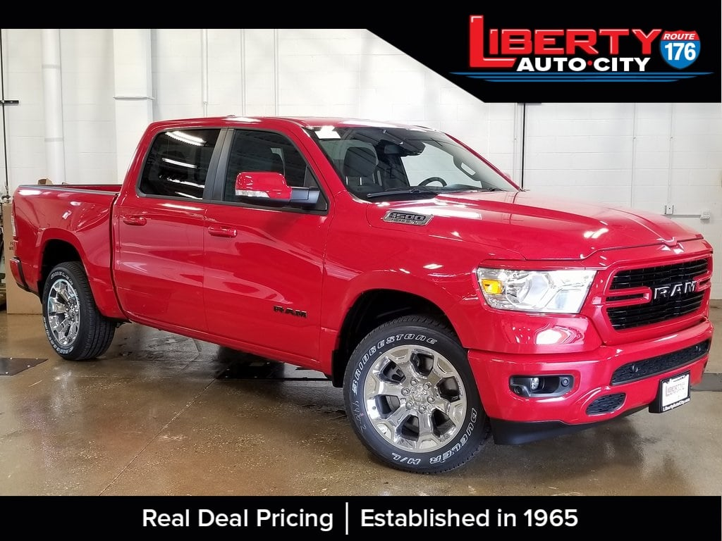 2019 Ram 1500 Crew Cab 4x4,  Pickup #619034 - photo 1