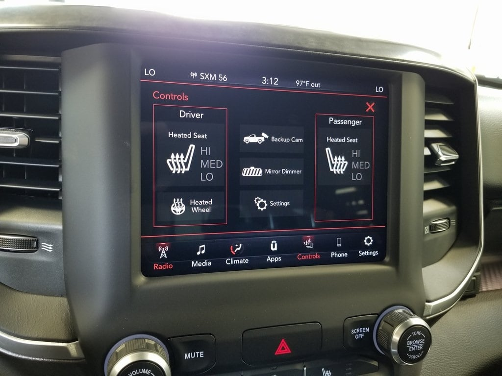 2019 Ram 1500 Crew Cab 4x4,  Pickup #619034 - photo 19