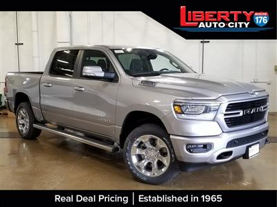 2019 Ram 1500 Crew Cab 4x4,  Pickup #619038 - photo 1