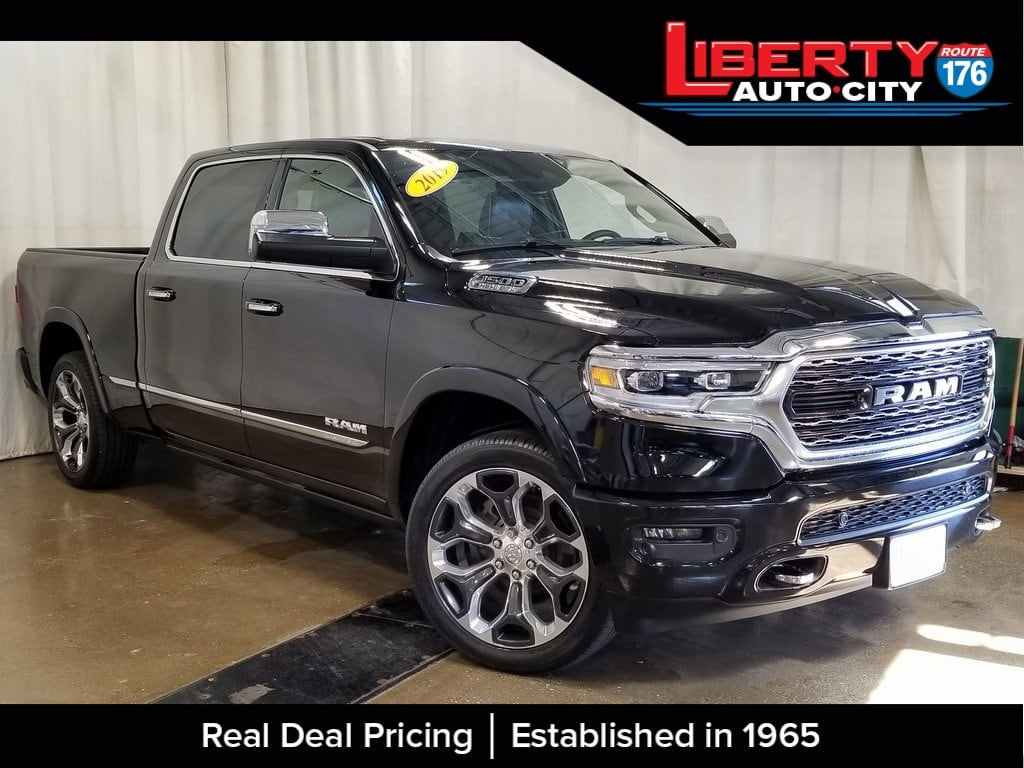 2019 Ram 1500 Crew Cab 4x4,  Pickup #619049 - photo 1