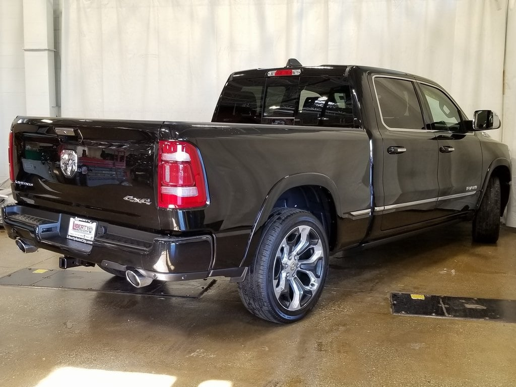 2019 Ram 1500 Crew Cab 4x4,  Pickup #619049 - photo 2