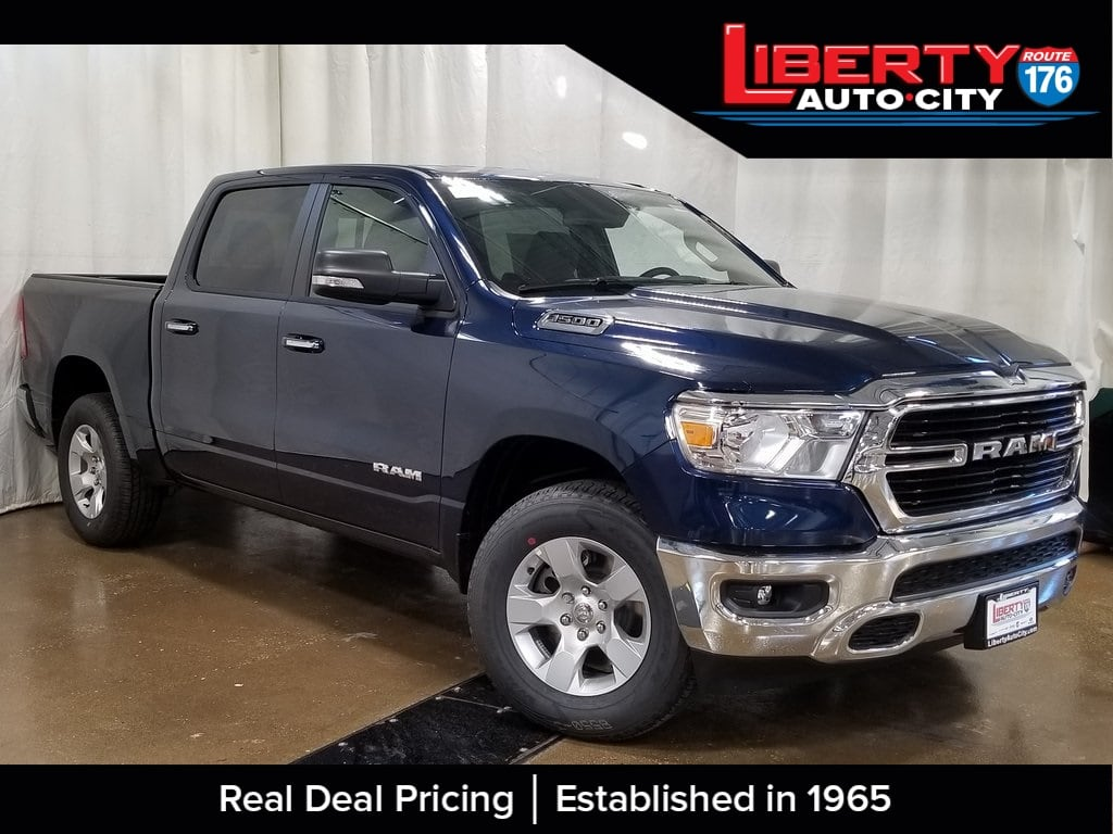 2019 Ram 1500 Crew Cab 4x4,  Pickup #619054 - photo 1