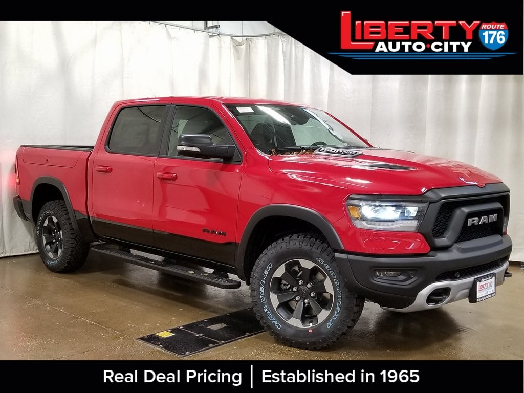 2019 Ram 1500 Crew Cab 4x4,  Pickup #619057 - photo 1