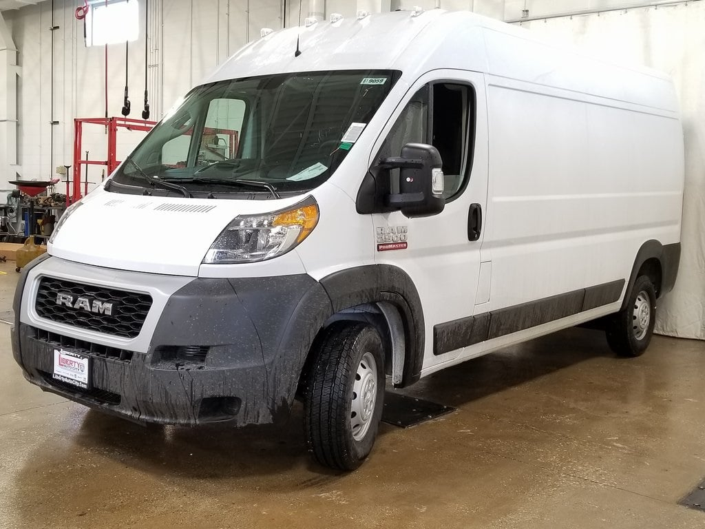 2019 ProMaster 2500 High Roof FWD,  Empty Cargo Van #619059 - photo 4